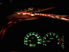 tokyo highway night